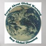 Stop Global Dimming Print