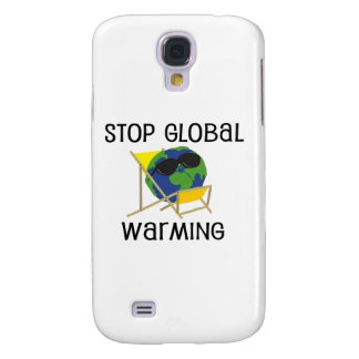 Stop Global Warming Samsung Galaxy S4 Case