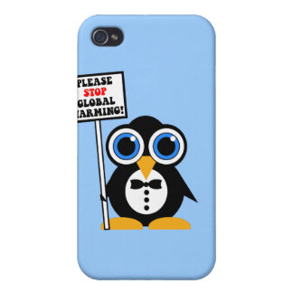 stop global warming iPhone 4 cases