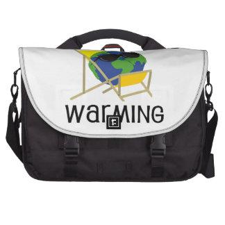 Stop Global Warming Laptop Computer Bag