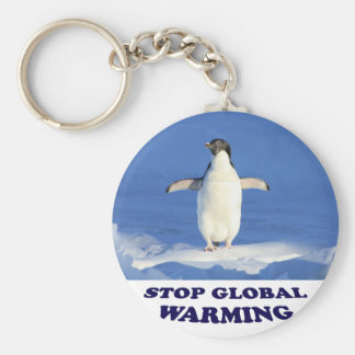 Stop Global Warming multiply siroki.png Basic Round Button Keychain