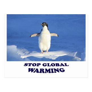 Stop Global Warming multiply siroki.png Postcard