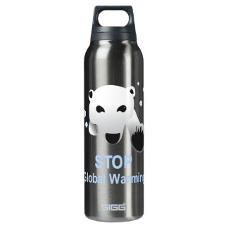Stop Global Warming SIGG Thermo 0.5L Insulated Bottle