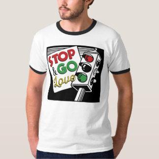 Stop & Go Love Men's Tee