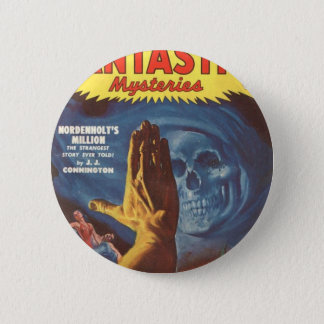 Stop, Grim reaper! Pinback Button