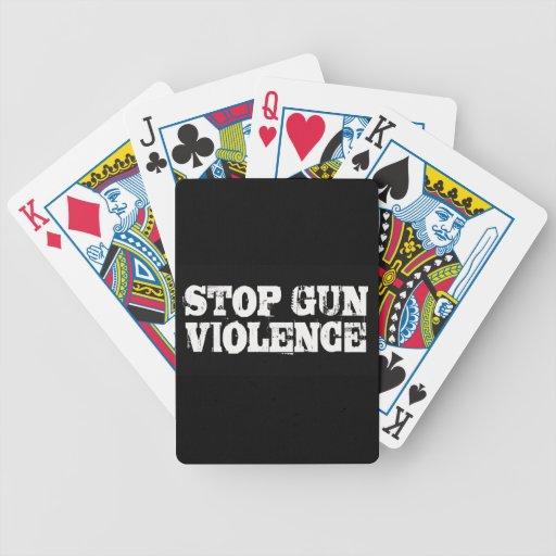 Stop Gun Violence Card Decks