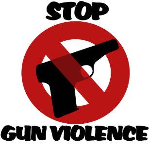 Stop Gun Violence Postcard Vgbaq 307 Rvtype Content