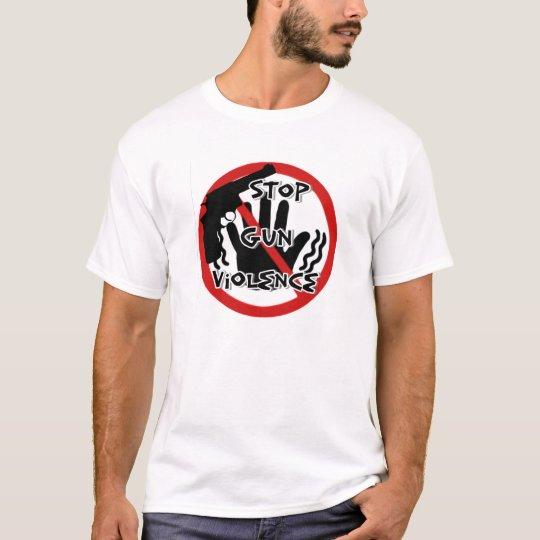 Stop Gun Violence_ T-Shirt