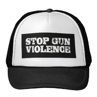 Stop Gun Violence Trucker Hat