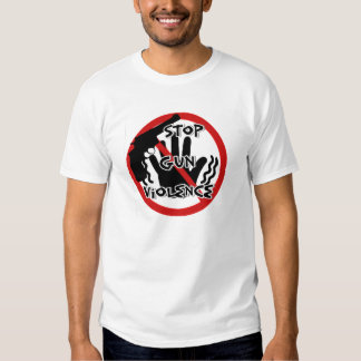 Stop Gun Violence_ Tshirt