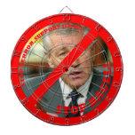 Stop Hagel!! Dart Board