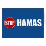 Stop Hamas Cards
