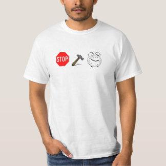 Stop!  Hammer Time Tee Shirt