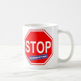 Stop Hammertime Coffee Mug
