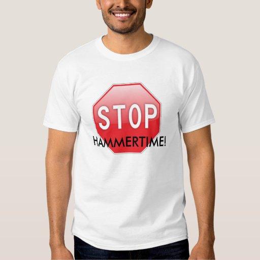 Stop Hammertime! T Shirt