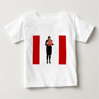 Stop Harper Baby T-Shirt