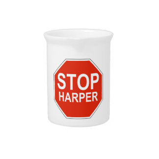 Stop Harper Design in support of 2015 election Pitcher