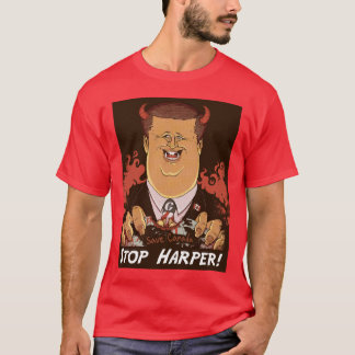 Stop Harper! Red Shirt
