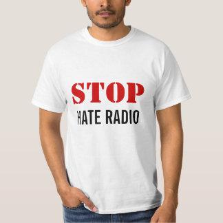 STOP Hate Radio Tshirt
