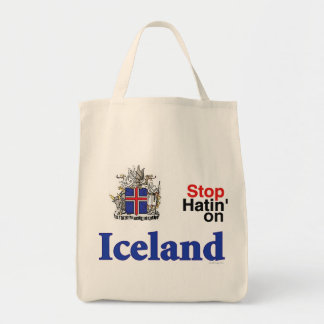 Stop Hatin' On Iceland Tote Bag