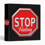 Stop Hating Binder