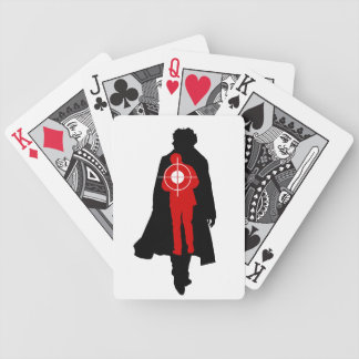 Stop His Heart Deck Of Cards