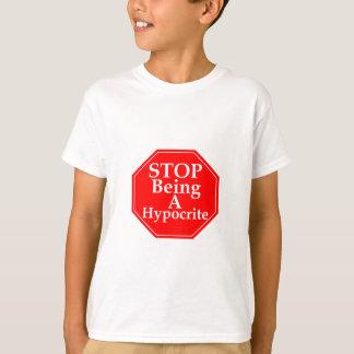 Stop Hypocrisy T-Shirt