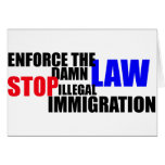 stop illegal immigration card