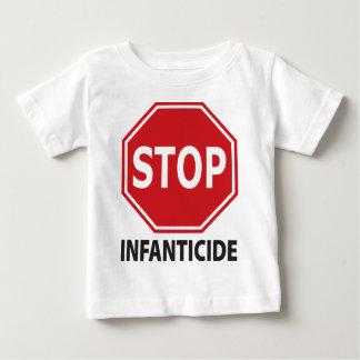 Stop Infanticide Baby T-Shirt