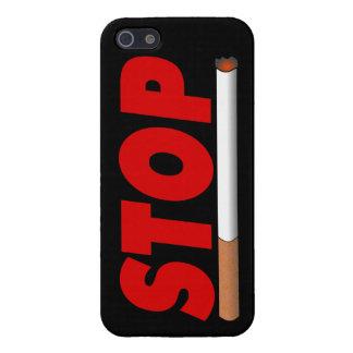 """STOP iPhone 5 FUNDAS"
