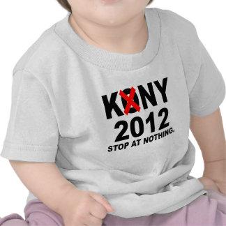 Stop Joseph Kony 2012, Stop at Nothing, Political Shirts