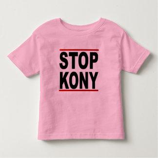 Stop Joseph Kony 2012, Stop at Nothing, Politics Toddler T-shirt