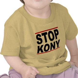 Stop Joseph Kony 2012, Stop at Nothing, Politics T Shirts