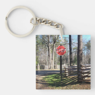 Stop Keychains