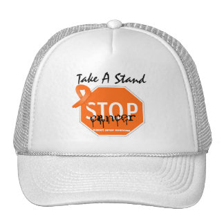 Stop Kidney CancerTake A Stand 2 Trucker Hat