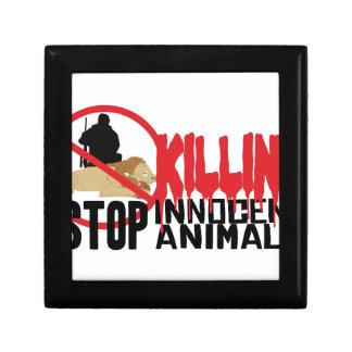 Stop Killing Animals Gift Box