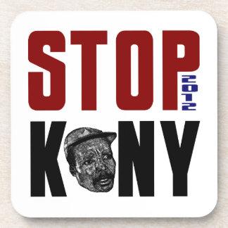 Stop Kony 2012 Coaster