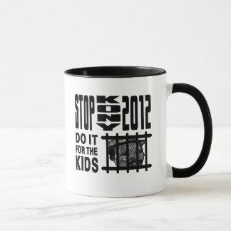 Stop Kony 2012 - Do it for the KIDS Mug