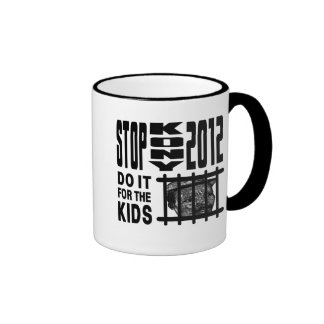 Stop Kony 2012 - Do it for the KIDS Coffee Mugs