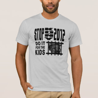 STOP Kony 2012 - Do it for the KIDS T-Shirt