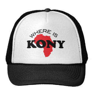 Stop Kony 2012 Hat