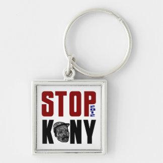Stop Kony 2012 Keychain