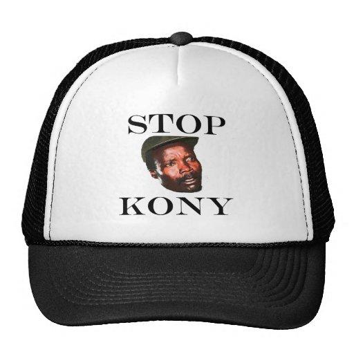 STOP KONY 2012 MESH HATS