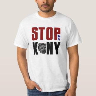 STOP KONY - 2012 TEE SHIRT