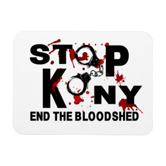 Stop Kony. End the Bloodshed. Magnet