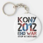 Stop Kony Keychain