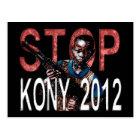 STOP KONY  Postcards - Cheap April 20 pinups