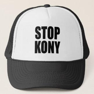 Stop Kony Trucker Hat