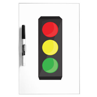 Stop Light Dry-Erase Board