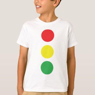 stop light icon T-Shirt